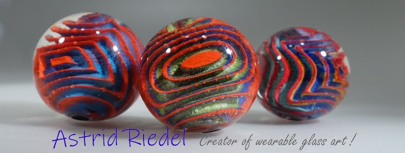 Astrid . Riedel . Glass . Artist