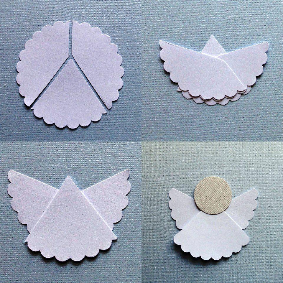 Как сделать ангела