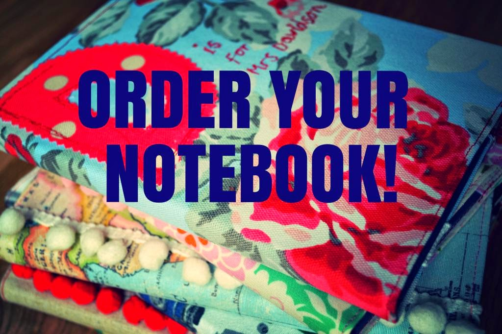 Ask me to make you a notebook