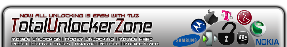 TotalUnlockerZone | Mobile Unlocking | Modem Unlocking | Mobile