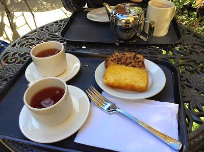 hidcote garden tea room