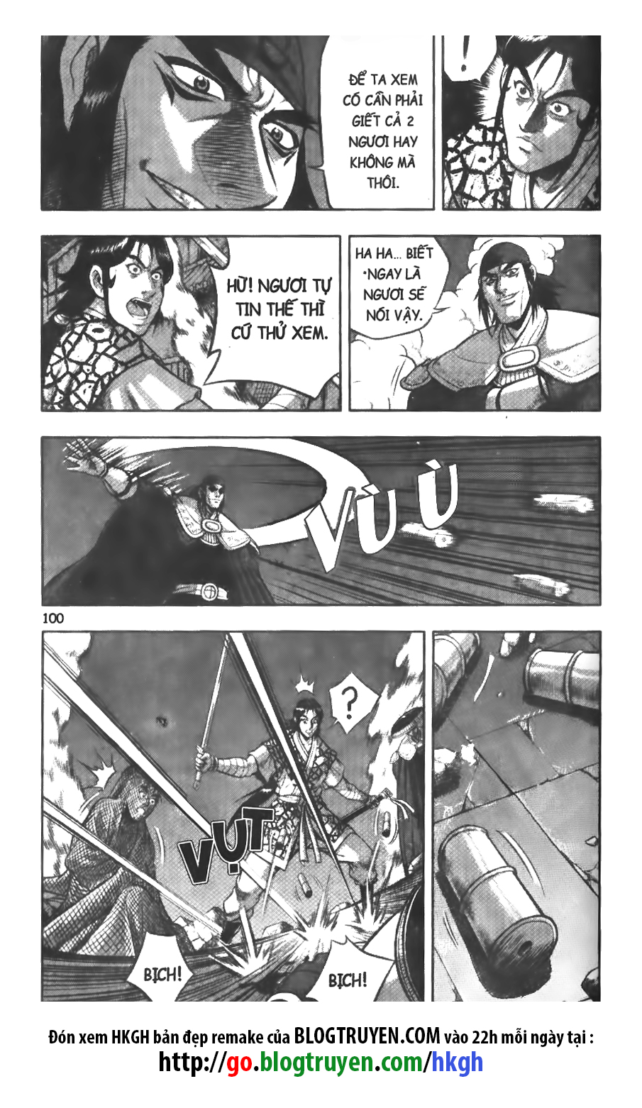 Hiệp Khách Giang Hồ chap 336 Trang 13 - Mangak.info