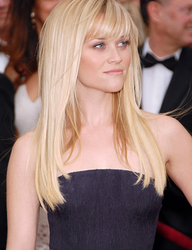 reese witherspoon long hair with bangs. reese witherspoon long hair