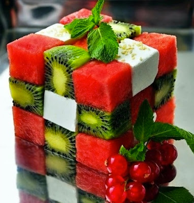 water melon and feta 1