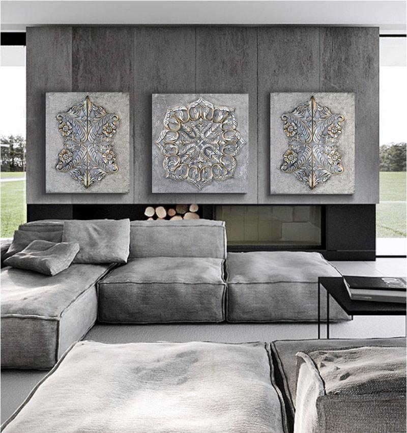 Sensaciones de hogar cuadros para sof s for Sofas originales online