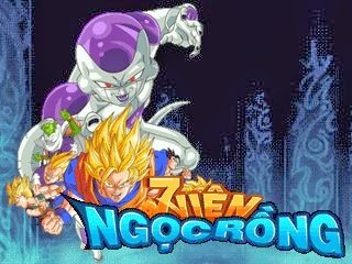 Dragon ball 7 nien - Java Mobile Game,download free mobile games