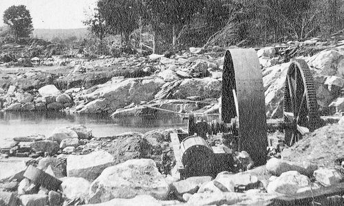 Mill River Dam Collapse