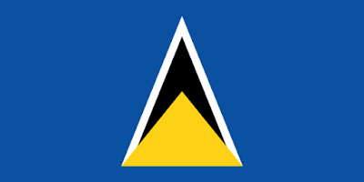 Download Saint Lucia Flag Free