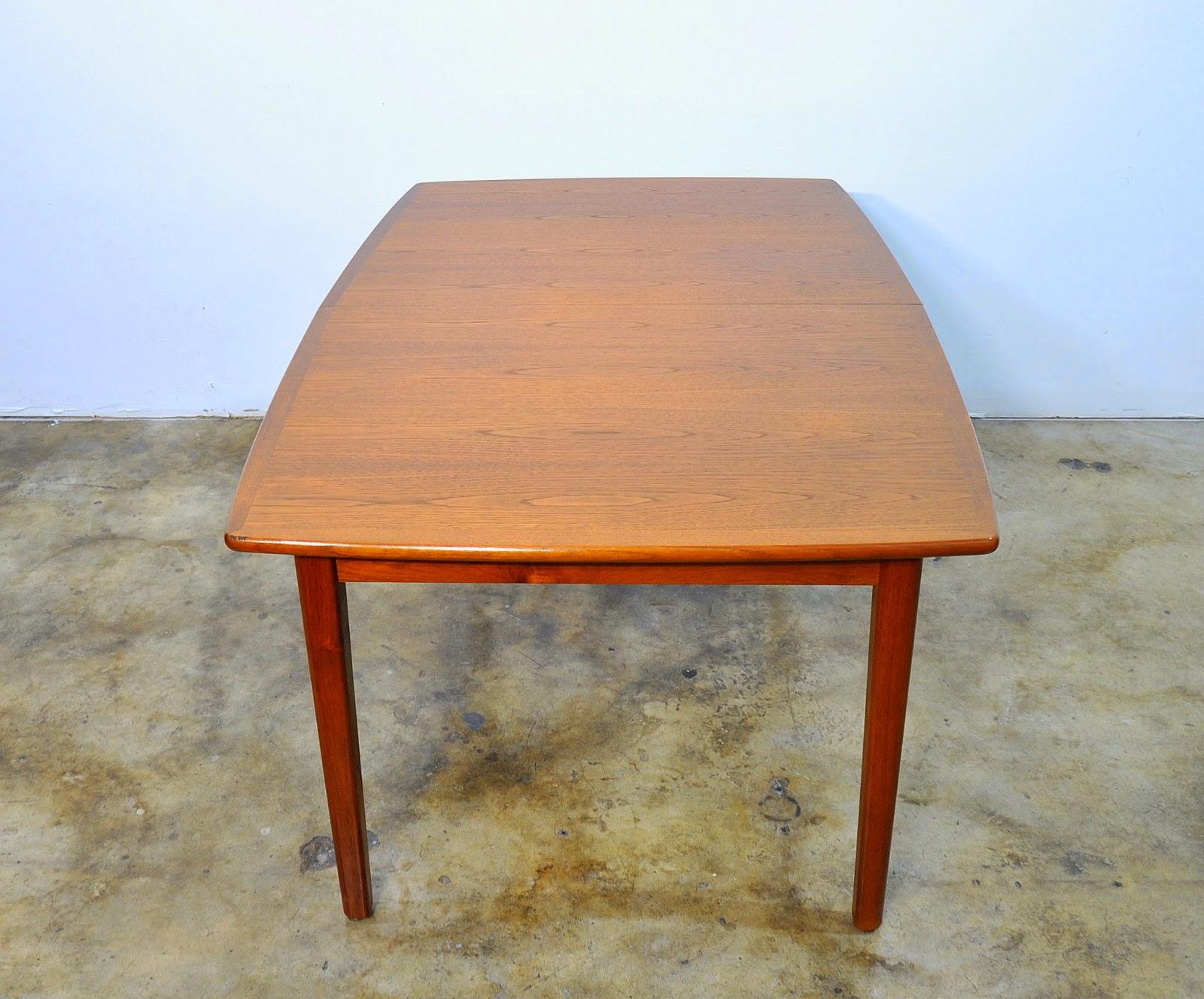 SELECT MODERN Falster Teak Expandable Dining Table : FalsterTeakDiningTable17 from midcenturymoderndesignfinds.blogspot.com size 1600 x 1327 jpeg 352kB