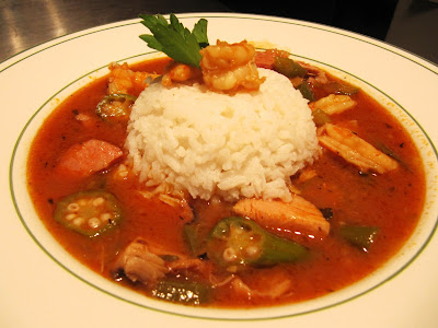 ... Ozzy's Table: Mama Ozzy's Creole Turkey, Shrimp and Andouille Gumbo