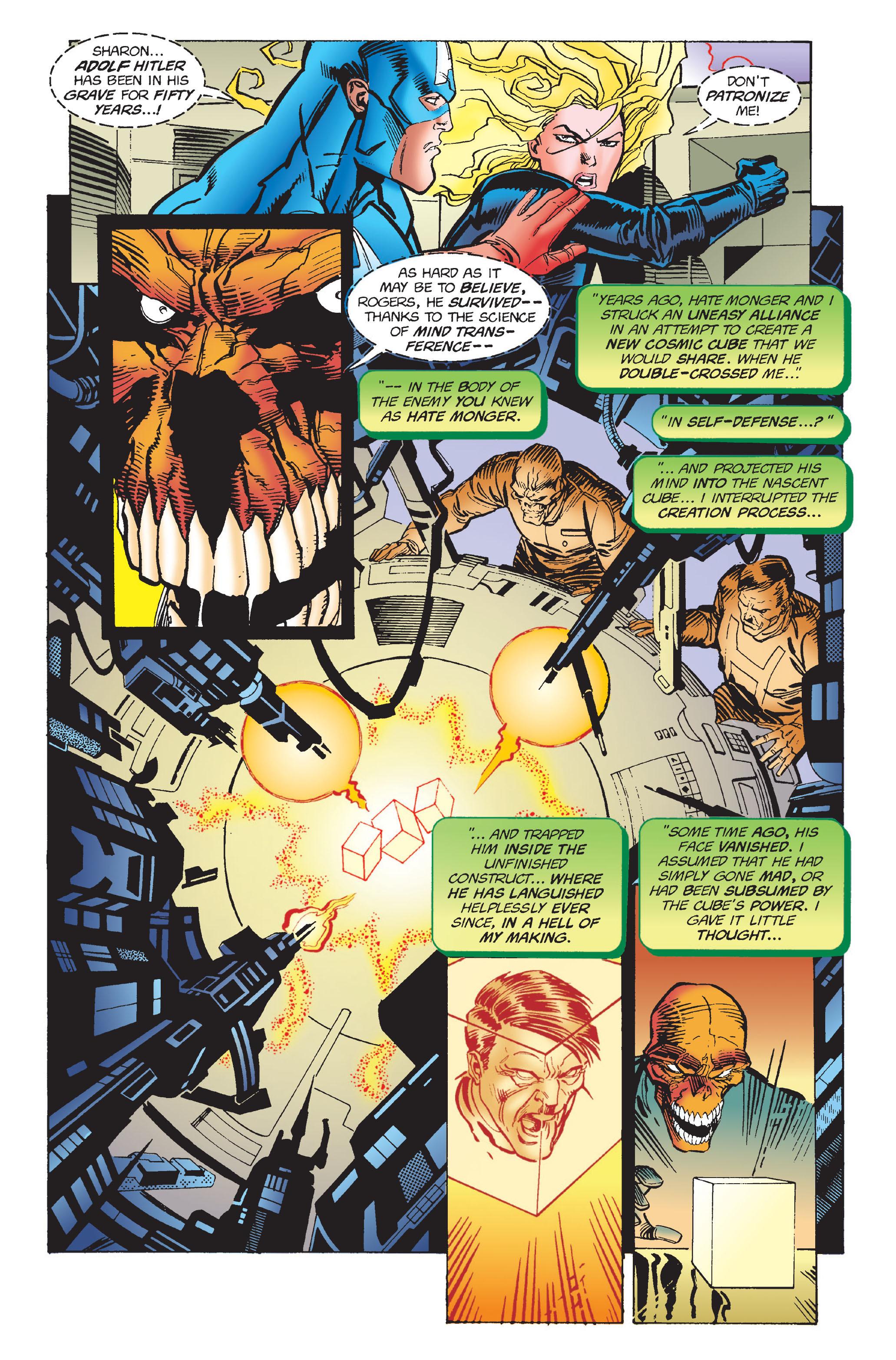 Captain America (1968) Issue #446 #400 - English 5