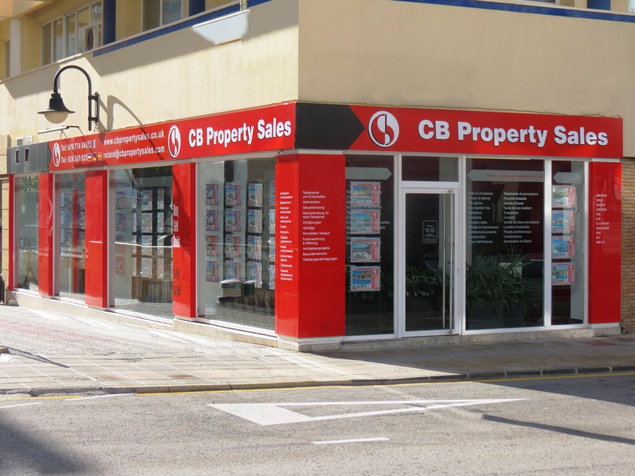 CB Property Sales Moraira