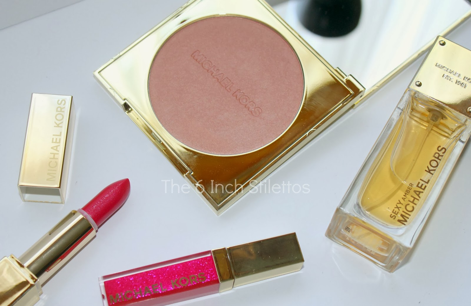 First Look Michael Kors Makeup Sexy Collection The 6
