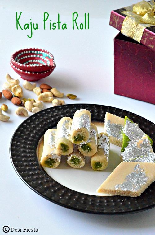 Indian Festival desserts