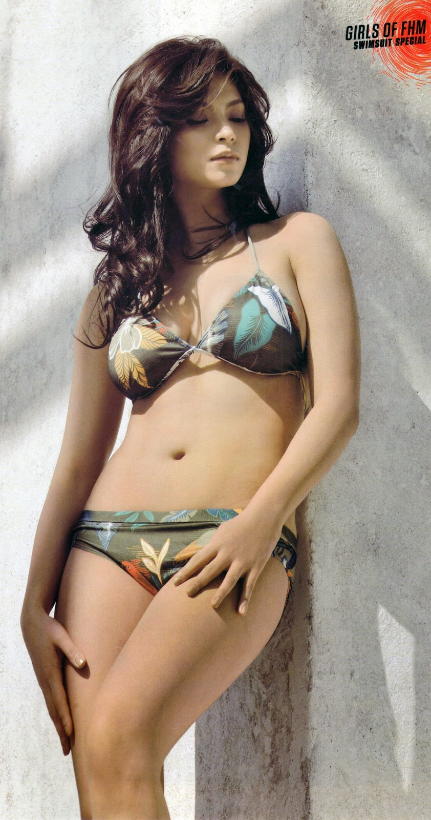 angel locsin fhm hot naked pics 01