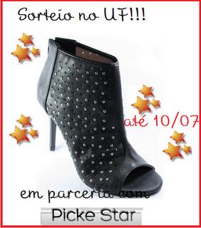 Sorteio - UF + Picke Star!