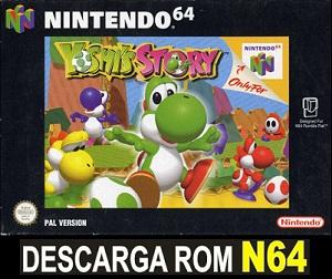 Yoshi's Story ROMs Nintendo64