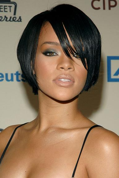 rihanna short hairstyles. Short hairstyles have been