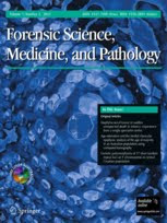 FORENSIC SCIENCE MEDICINE AND PATHOLOGY