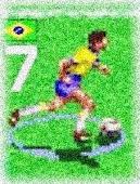 Brasil  ★1958 ★1962 ★1970 ★1994 ★2002