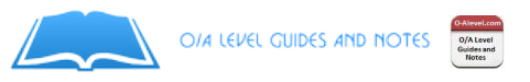 O/A Level Guides and Notes