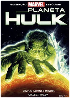 Download - Planeta Hulk - DVDRip - AVI - Dublado