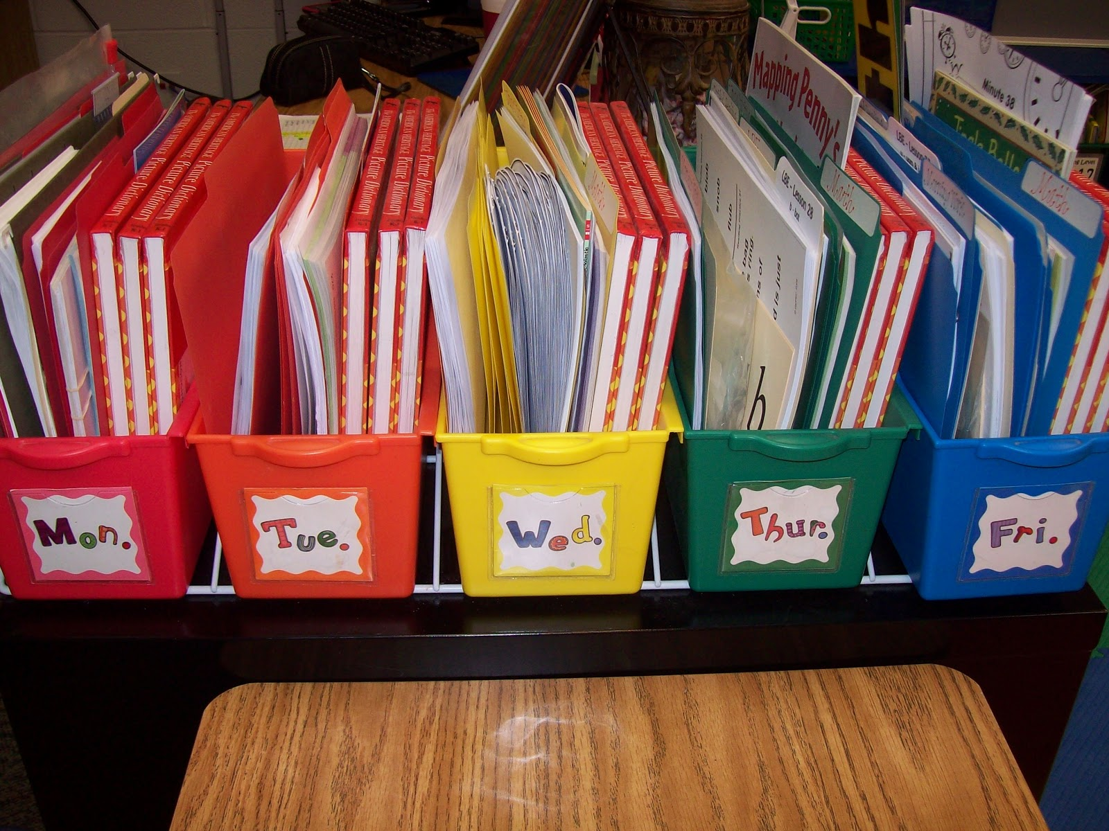 Classroom Ideas Organization : Teaching with terhune classroom organization