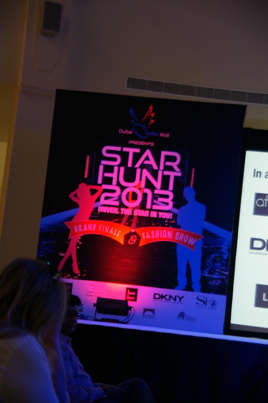 Star Hunt 2013 Fashion Show