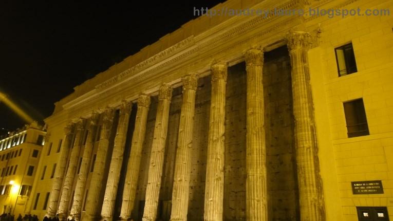 temple hadrien