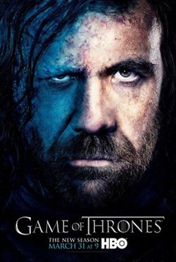 Game Of Thrones cartaz 2013