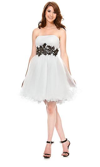 Короткі випускні плаття 2011 фото