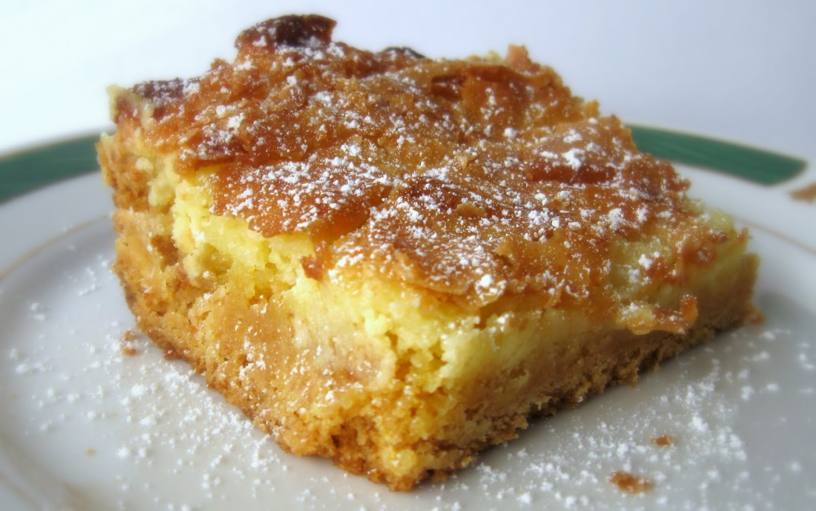 Pumpkin Chess Cake Recipe