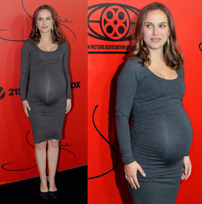 Натали портман играет беременную