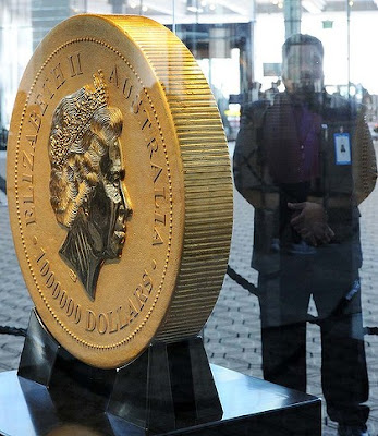 biggest coin in the world