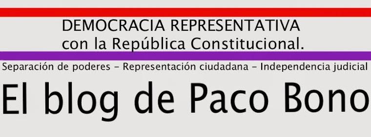 El blog de Paco Bono