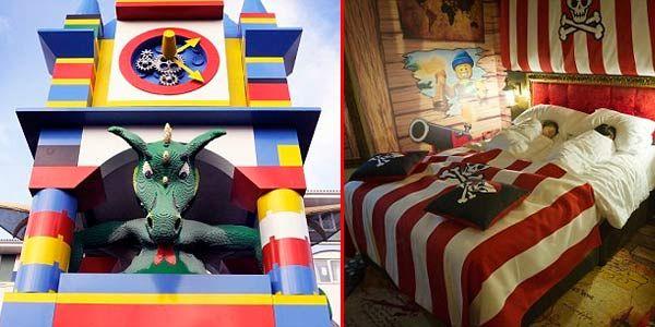 50.00. Biji Lego Hiasi Hotel Megah Di Inggris [ www.BlogApaAja.com ]
