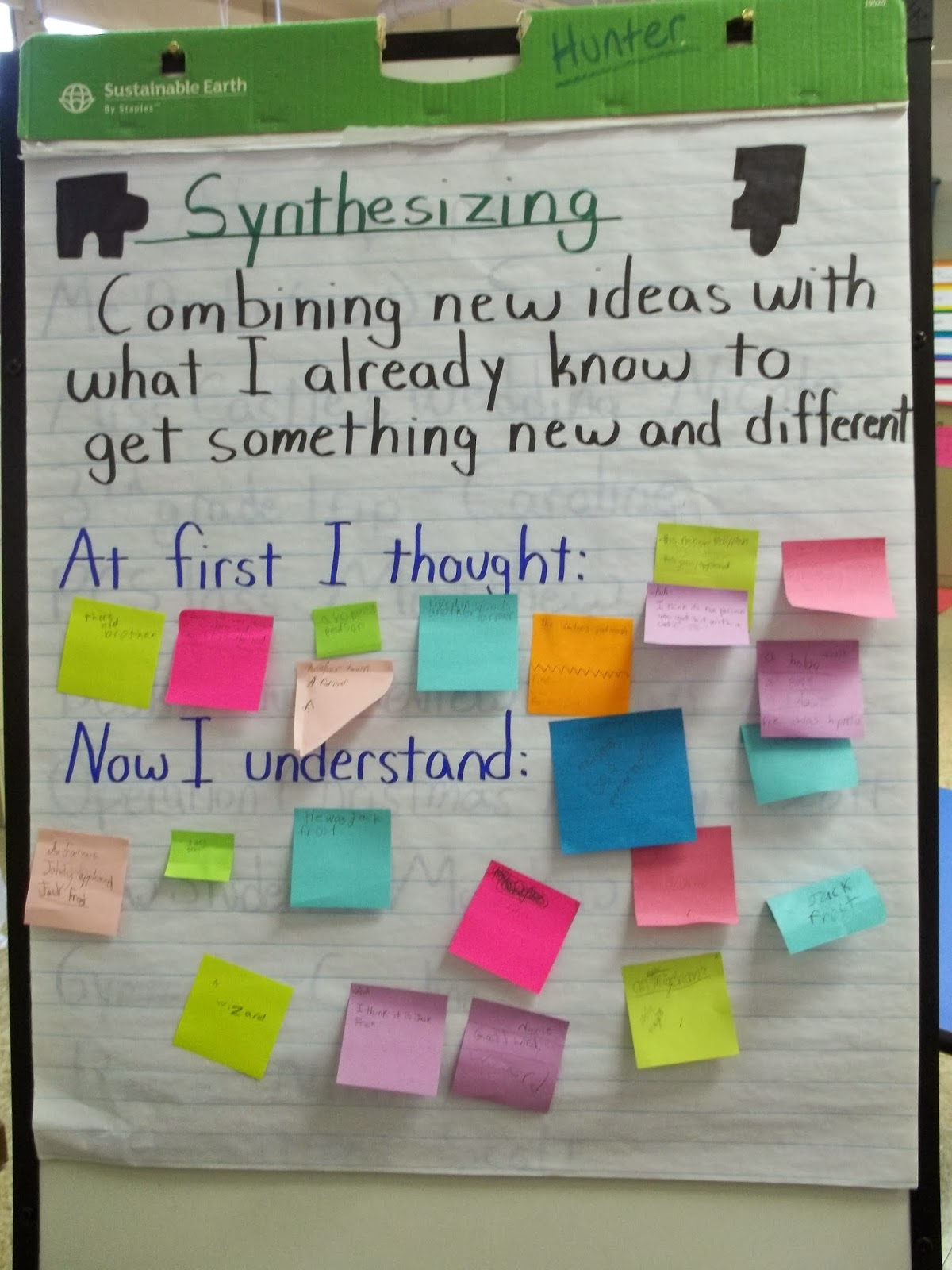 reading comprehension synthesising Classroom environment, lesson structure, assessment, sample comprehension  lessons  sample lesson: summarizing and synthesizing strategies  notice  how their thinking about a story changes as they read synthesize big ideas.