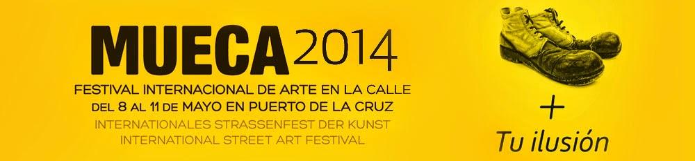 Proyección en el Festival Mueca