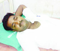 Municipal Councillor, Majeed Kollampady, Assault, Inured, Hospital, Kerala, Kasargod Vartha, Malayalam news, Kerala News, International News, National News, Gulf News, Health News, Educational News, Business News, Stock news, Gold News.