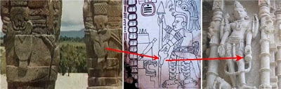 Ancient Olmec Indian Arts civilizations identity, gods hold the same bags, corn tool, aliens, Anunakis
