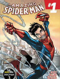 the amazing spider man 2014 comic read the amazing spider man