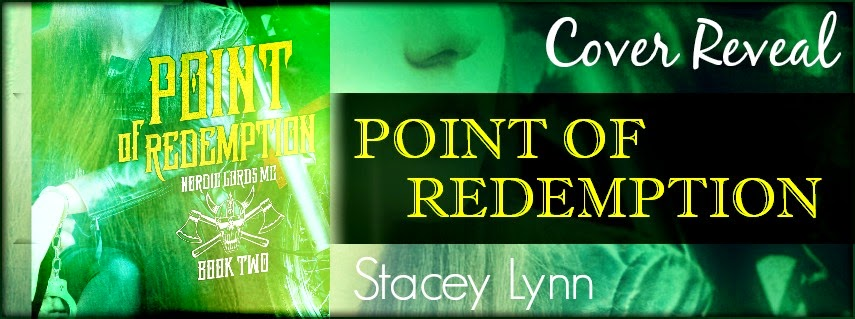 Cover Reveal – Point of Redemption by Stacey Lynn