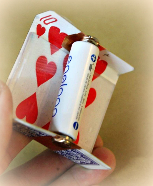 how to take care of playing cards