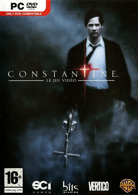 لعبة الرعب المخيفة Constantine 2014 نسخة كاملة حصريا تحميل مباشر Constantine