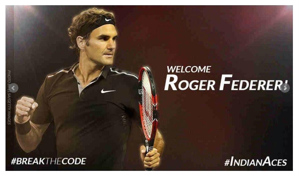 International Premier Tennis League: Nadal Out. Federer In.