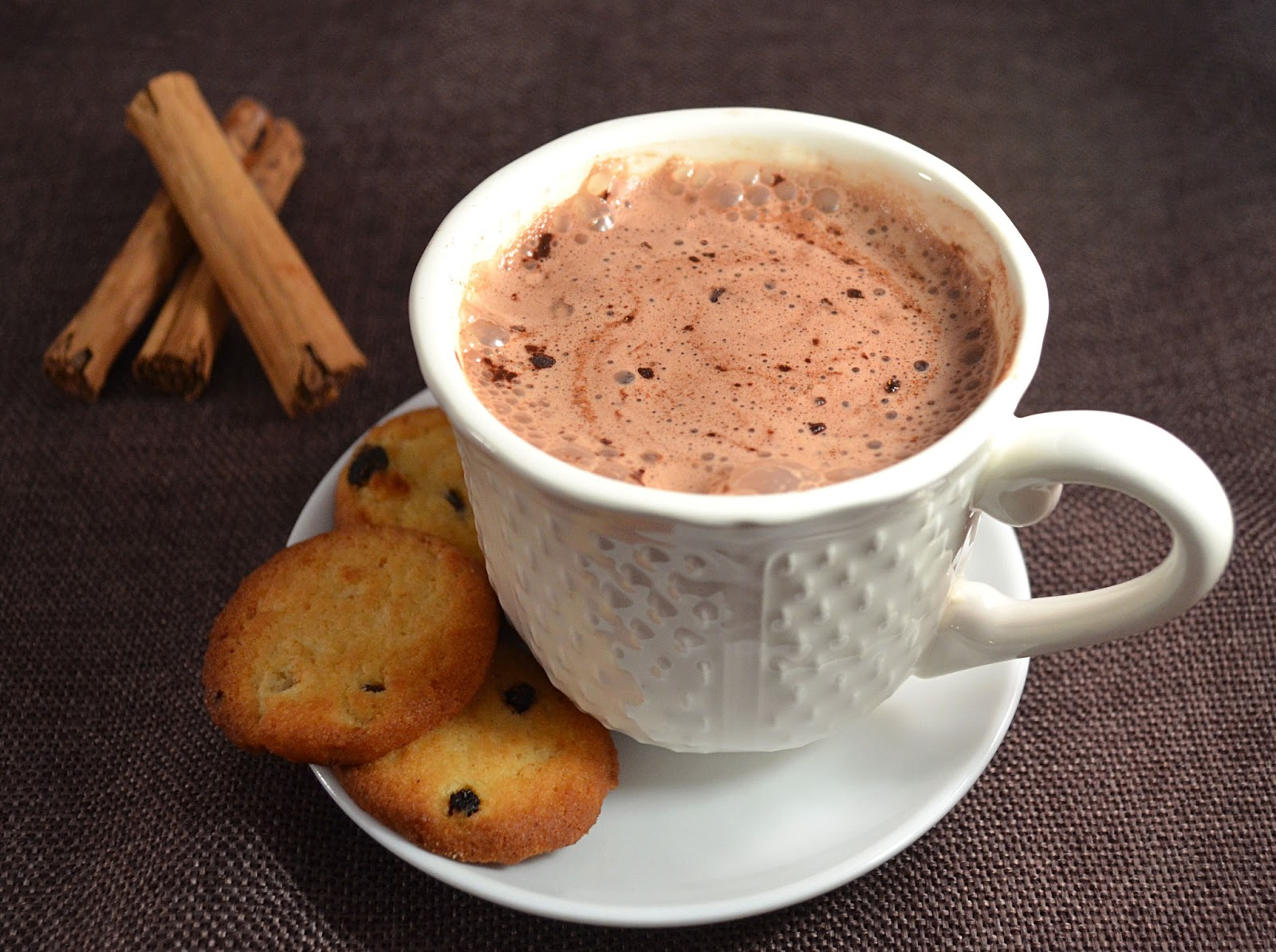 Jilly...Inspired : Healthy Mexican Hot Cocoa