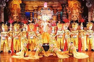 Alacazar Show | Paket Tour Murah ke Thailand 2013