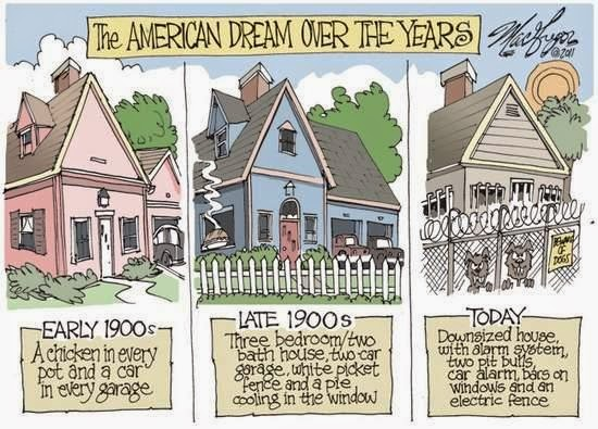 is the american dream attainable