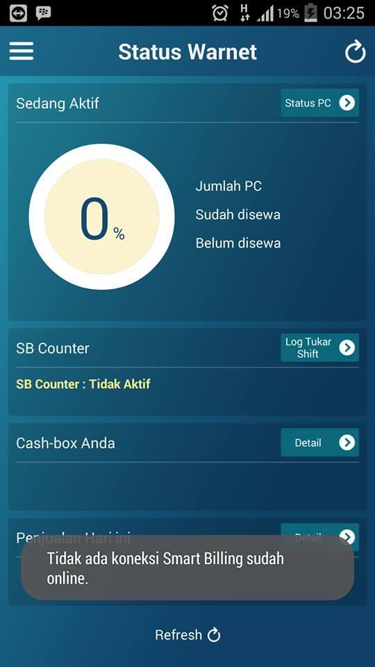 Solusi Error Mobile Smart Billing Tidak Ada Koneksi Smartbilling Sudah Online