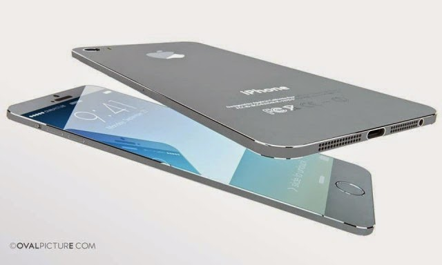 Apple New iPhone 6 Leaked Pictures Slim and Big Screen Now